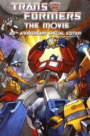 The Transformers: The Movie Voiced by: Orson Welles, Robert Stack, Casey Caseum & of course Peter Cullen (Optimus Prime) Transformers Film, Transformers Masterpiece, Gi Joe, Movie 20, Cartoon Online, Watch Cartoons, Episode Online, Cartoon Movies, Movie Collection