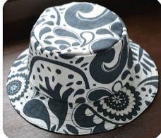 bande Little Things dans Life Chimio Bonnet Casquette ballon Noir Blanc Fleurs