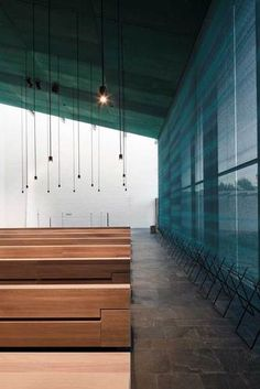 Chapel of St.Lawrence by Avanto Architects