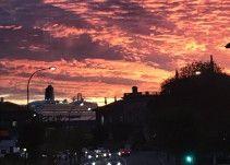 Los coruñeses amanecieron ayer maravillados con su cielo. #visitacoruña #lovecoruña Clouds, Celestial, Sunset, Outdoor, Dawn, Sky, Outdoors, Sunsets, Outdoor Games