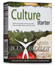 Veggie Culture Starter