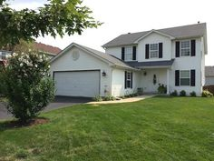 Residential property for sale in Plainfield,IL (MLS #09103197). Learn more from The Dena Furlow Team - Keller Williams Realty Infinity.  Great eat-in kitchen opens to family room w/ fireplace.