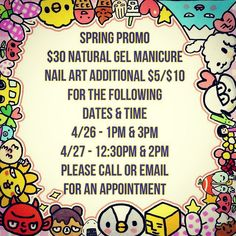 I'll be having a promo for the next week only I have a few spots that are open and decided I wanted to try out my new Vetro Spring Colors.  Please call or email to book an appointment! $30 promo for a Natural Gel Manicure  #NailsBySuki at @ilovepublicimage  #downtownphoenix #downtownphoenixnails #downtownphxnails #phxnails #nailsofphoenix #nailsinphoenix #nailidol #japanesenails #nails #nailswag #nailstagram #nailsdid #nailsofinstagram #nailsdone #nails2inspire #nailsoftheday #nailsart…
