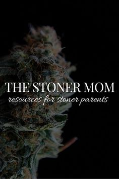The Stoner Mom shares her TOP stoner mom resources. From parenting methods to where to buy weed. Check out these great stoner mom resources.