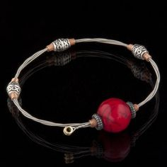 Six String Seven Nation Army Bracelet