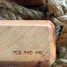 Peg & Awl Old Fashioned Tree Swing