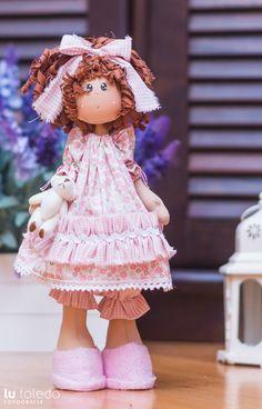 Boneca Lala Apaixonada