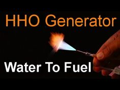 HHO Welding Machine Demonstration 5-18-2008 - YouTube