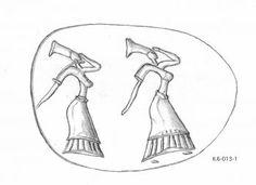 Minoan, Ancient Jewelry, Bronze Age, Artemis, Gourd, Ancient Art, Seals, Mythology, Roman