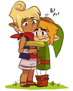 I just love smol boy and pirate gal.