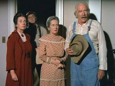 Miss Mamie and Miss Emily Baldwin - the Waltons