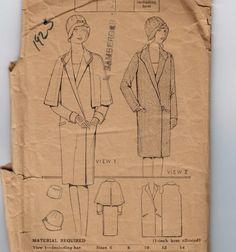 1920's Girls Coat
