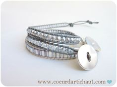 Bracelet wrap fabrication