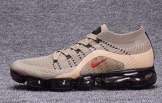 timeless design b0155 66957 Nike Air Vapormax Flyknit NIKE AIR MAX 2018 Beige men women Running Shoes  http