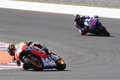 Pedrosa, Argentinian MotoGP Race 2014