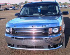 Ford Flex, Porsche Boxster, Vans, Beautiful, Van