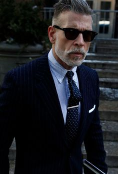 Nick Wooster - I've tried really hard to not like him, 'cause of his mustache, but damn it, I'm in!
