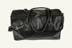 RheinRausch - stylish & kosmopolitisch  - Ledertasche, Männertaschen, Reisetasche Leder Herren, Weekender aus Leder - Botentaschen, braune Kuriertaschen, 60T's Style - RheinRausch Design