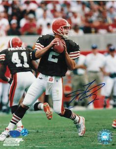 8a4a03f3d83 33 Best Cleveland Browns Autographs   Sports Collectibles images ...