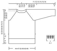 """Dorothea - Pull DROPS en côtes anglaises, fentes côtés et raglan, tricoté avec 2 fils """"Kid-Silk"""". Du S au XXXL. - Free pattern by DROPS Design"""
