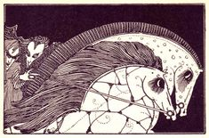 Harry Clarke's Beautiful and Haunting 1925 Illustrations for Goethe's Faust – Brain Pickings