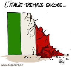 Tremblement de terre en Italie 2016 Prions pour l italie