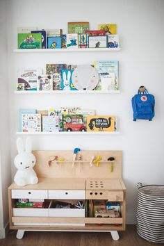 moden home design // kids room // maniao
