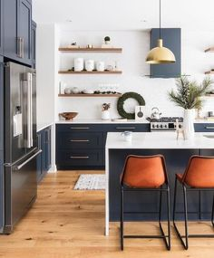 Home Decor Kitchen, Diy Kitchen, Apartment Kitchen, Awesome Kitchen, Earthy Kitchen, Country Kitchen, Kitchen Dining, Simple Kitchen Design, Urban Kitchen