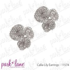 Calla lily earrings http://parklanejewelry.com/rep/cbaecker
