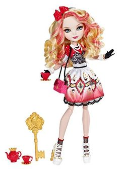 Ever After High Hat-Tastic Apple White Doll Ever After High http://www.amazon.com/dp/B00IVFCQ26/ref=cm_sw_r_pi_dp_huOrub0C71Z8W