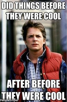 The ultimate hipster