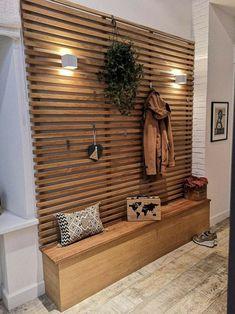 Home Entrance Decor, House Entrance, Diy Home Decor, Home Room Design, Home Interior Design, Diy Casa, House Rooms, Design Case, Home And Living