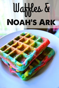 Waffles and Noahs Ark