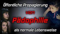 Öffentliche Propagierung von Pädophilie als normale Lebensweise | 18.12....
