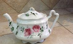 Arthur Wood Beautiful Vintage Tea Pot by AnniesLife on Etsy, $28.00