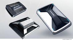 how to sketch Id Design, Smart Design, Clean Design, Body Worn Camera, Solar Generator, Car Design Sketch, Mechanical Design, Airpod Case, Electronic Cigarette