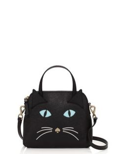 cat's meow cat small maise - kate spade new york