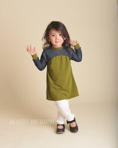 Items similar to Tulip Tunic and Dress PDF pattern and tutorial easy sew tunic dress jumper on Etsy Sewing Pants, Sewing Clothes, Dress Sewing, Baby Shirts, T Shirts, Boy Outfits, Cute Outfits, Flutter Sleeve Top, Baby Sewing