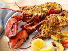 Deviled Portuguese Lobster