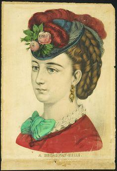 60 Besten Frisuren 19 Jahrhundert Bilder Auf Pinterest