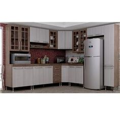 Cozinha Compacta 9 Peças Mery Indekes