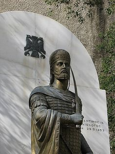 """""""To surrender the city to you is beyond my authority or anyone else's who lives in it, for all of us, after taking the mutual decision, shall die out of free will without sparing our lives"""" Constantine XI  On 29 May 1453, as Constantinople fell to the Ottomans, its last emperor, refusing either surrender or passage to safety, threw himself into the face of the invading army, falling along with his beloved city."""
