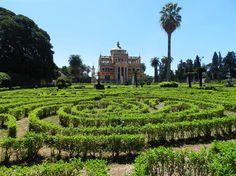 Palermo e dintorni ma anche...: (MONUMENTI: Palazzina cinese)