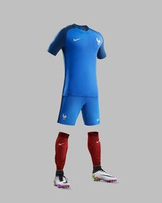 France 'Euro 2016' Nike Home Shirt - Football Shirts News