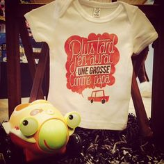 Je suis un peu frimeur !! Book Instagram, Onesies, Father, Funny, Kids, Design, Bebe, Pai, Young Children