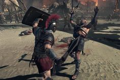 Ryse: Son of Rome. Xbox One och de första spelen - recension:  http://www.senses.se/xbox-one-recension/