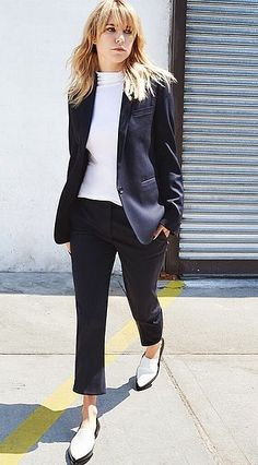 Get Your Hands on a Perfectly Tailored Black Suit ASAP