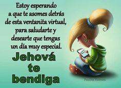 Jehová te bendiga