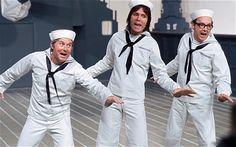 Eric, Ernie and Cliff Richard