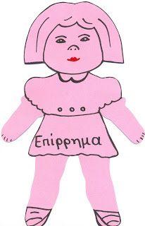 Τα πρωτάκια 1: Η κυρά Γραμματική και τα 10 παιδιά της(Τα μέρη του λόγου) Greek Language, School Projects, Hello Kitty, Disney Characters, Fictional Characters, Aurora Sleeping Beauty, Classroom, Teaching, Disney Princess